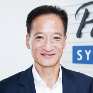 Keibock Lee, President and General Manager, Park Systems