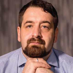 Alexander Smolensky, Head of Zyfra Industrial AI, Zyfra
