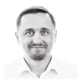 Pawel Mierzwa, VP of Sales Operations, Andea