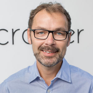 Göran Appelquist (Ph.D.), CTO, Crosser Technologies