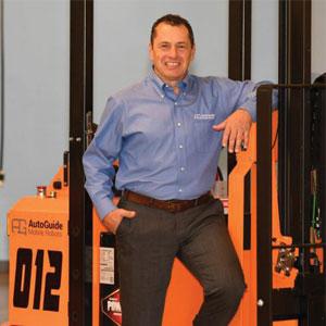 Van Garrett, Director of Sales and Marketing, AutoGuide