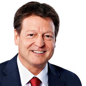 Paul Cooke, President & CEO, Bosch Rexroth
