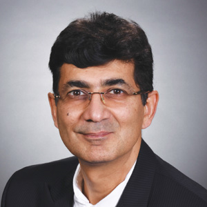 Z. Ahmed Tahir, Global VP of Strategy and Marketing, Master Fluid Solutions