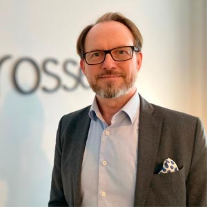 Martin Thunman, CEO and Co-founder, Crosser Technologies