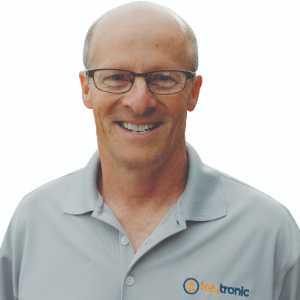 Craig D. Gates, President and CEO, Keytronic