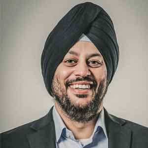 Guneet Bedi, Senior Vice President of Sales and Business Development, relayr