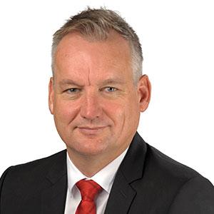 Eike Schmidt, Sales Manager Europe, MTS Sensors