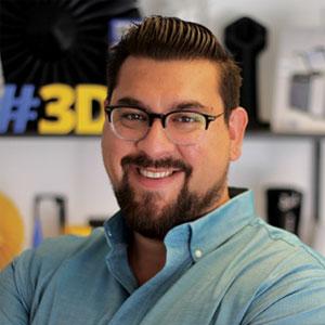 Alex Hussain, Co-Founder & CEO, 3DChimera