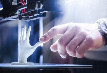 3D Printing Process in Implanting Human Ligaments