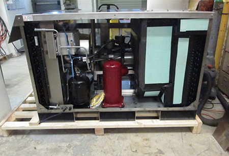 Andover Protection Systems Introduces Explosion Proof Refrigeration and AC Compressors