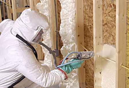 What are the Differences Between Closed and Open Cell Spray Foam?