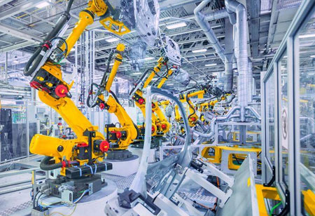 How Industrial Automation is Helping the Manufacturing Industry