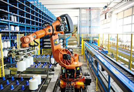 Industrial Robotics Opens Doors of Opportunities for Manufacturers