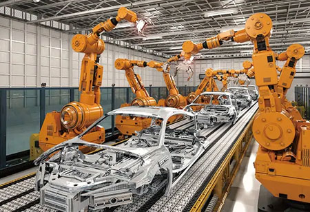 How Modern Machine Tools Helps the Manufacturing Industry