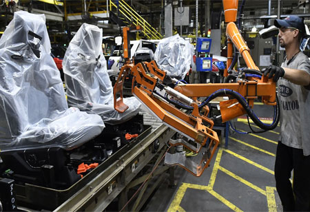 How Is Robotic Automation Helping Manufacturing
