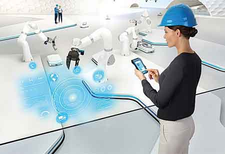 IoT's Advancement in Manufacturing