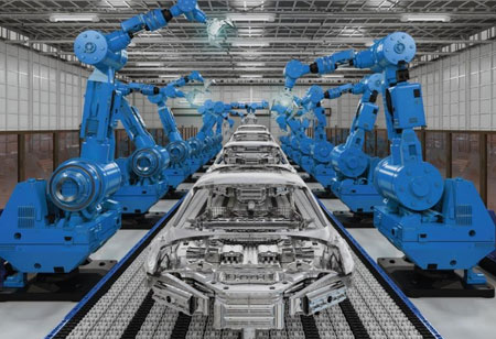 4 Trends to Modernize Manufacturing Practices