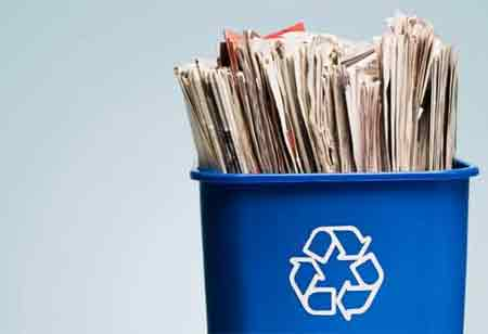 What are the Benefits of Recycling Paper?