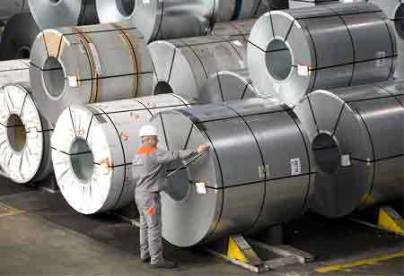 Here's How To Save Steel From Corrosion