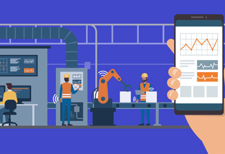 IoT in Manufacturing Industry
