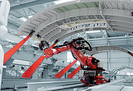 How Robotic Accuracy Helps Aerospace Manufacturing