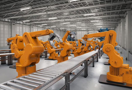 Can Industrial Robotics Help the Manufacturing Industry Grow?