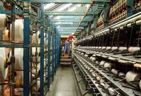 How Textile Manufacturing Benefits From Light Alloys?