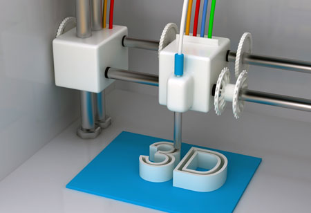 Graphene Takes a Leap Forward into 3D Printed Production