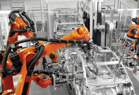 The role of automation in the automotive industry