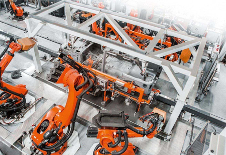 Is Robotics a New Trend towards Industrial Resilience?