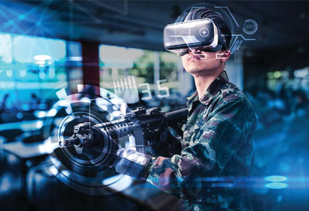How Industry 4.0 Will Benefit Defense Manufacturing