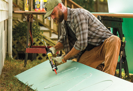 Emerging Trends for Construction Adhesives and Sealants