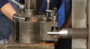 Process Followed in Cutting Metal for Hardware Components