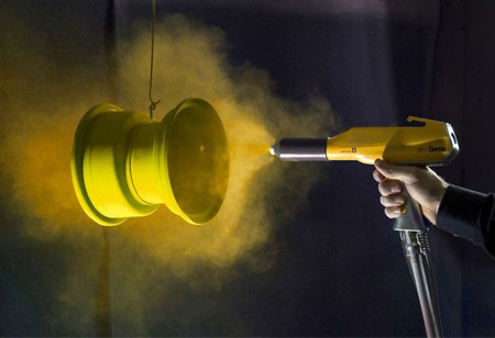 Benefits of Powder Coating on Industrial Goods