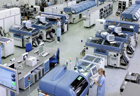 Smart Factories: Technological Transformations of Traditional Manufacturing Processes