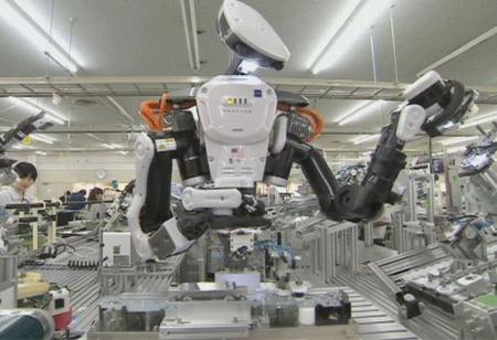 Robots Revolutionizing Assembly Line