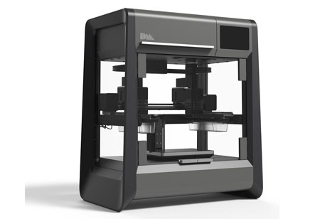 Markforged Announces Shipment of 100th Metal 3D Printing System
