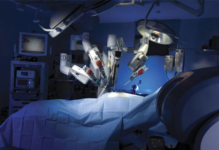 The Robots are the New Surgeons