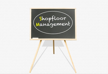 Shop Floor Management Made Easier