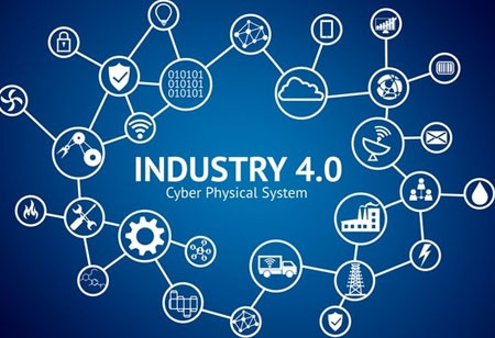 Industry 4.0 to Digitally Enhance Manufacturing Comprehensively