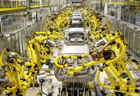 Robots - Manufacturers' Choice for Succor!