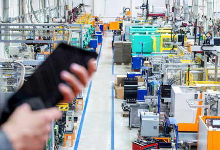 Powering Smart Manufacturing with ERP
