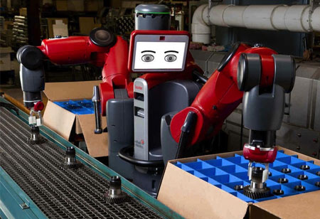 Will Robots Replace the Manufacturing Jobs?