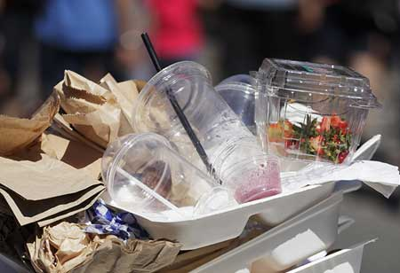 Rethinking Plastic Packaging