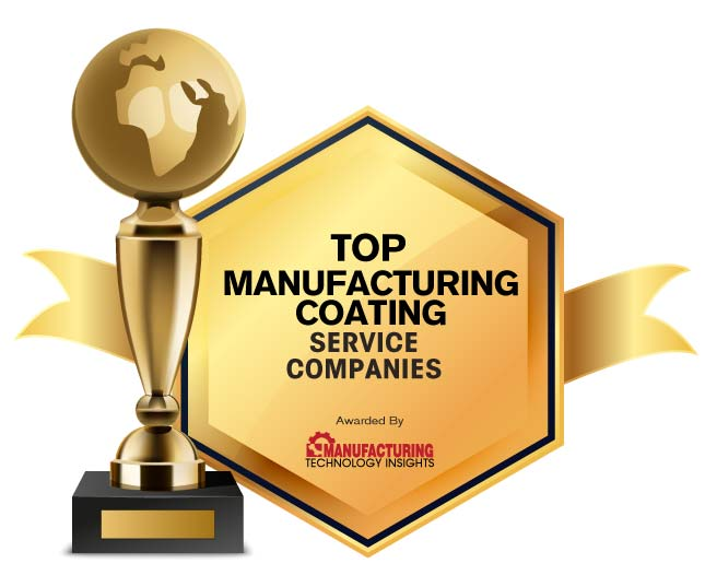 Top 10 Manufacturing Coating Service Companies - 2021