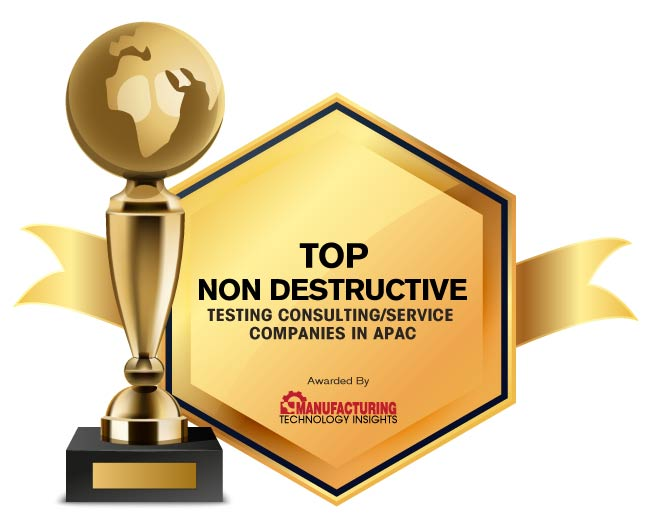Top 10 Non Destructive Testing Consulting/Service Companies in APAC- 2020