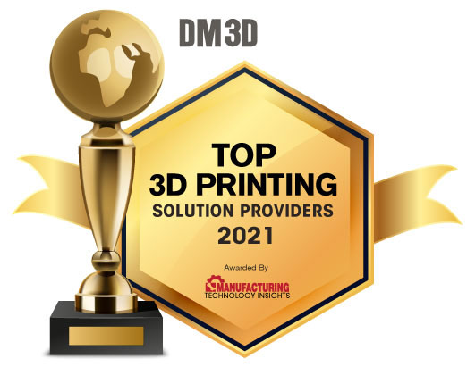 Top 10 3D Printing Solution Companies - 2021