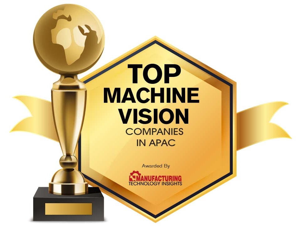 Top 10 Machine Vision Solution Companies in APAC - 2020