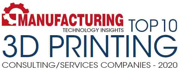Top 10 3D Printing Consulting/Services Companies - 2020