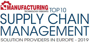 Top 10 Supply Chain Management Solution Providers in Europe - 2019